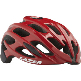Lazer Blade+ Bike Helmet red/black